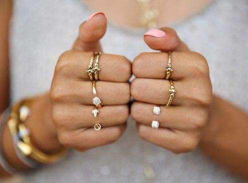 На кој прст носите прстен? Погледнете што кажува тоа за вас