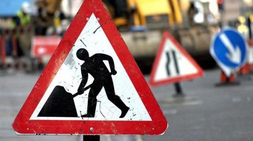 Изменет сообраќаен режим на магистралниот пат Групчин – Тетово