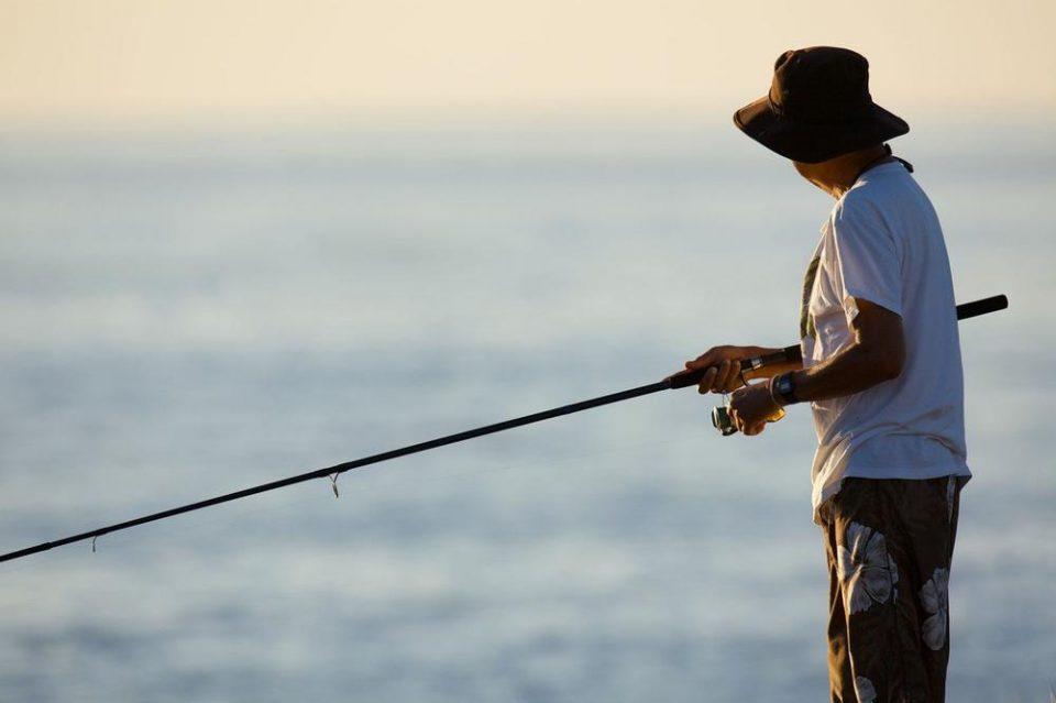 Рибар нашол граната во Вардар
