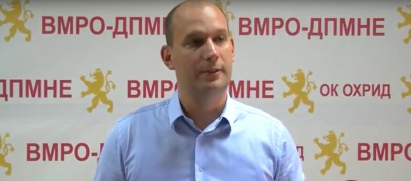 Донев: Заев и СДСМ се луѓе без срам и перде, го критикуваа проектот нова автобуска станица, а денеска гордо сечат лента