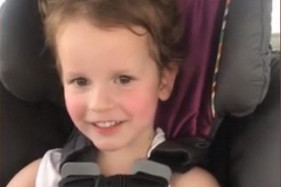 Се појави снимка од девојчето кое беше убиено од очувот: Пеела дека тој е херој, а брутално настрада од неговата рака (ВИДЕО)