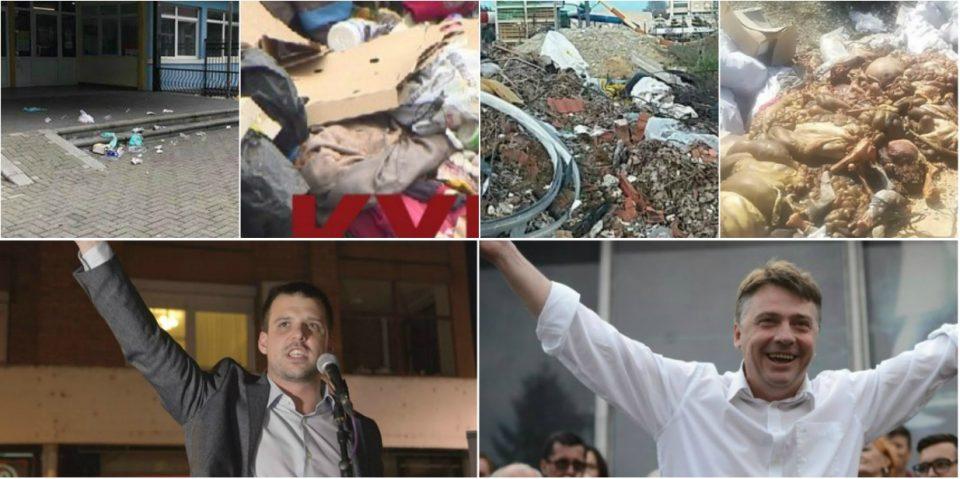 Карпош претворен во огромна депонија, граѓаните гневни, Шилегов и Богоев не реагираат (ФОТО ГАЛЕРИЈА)