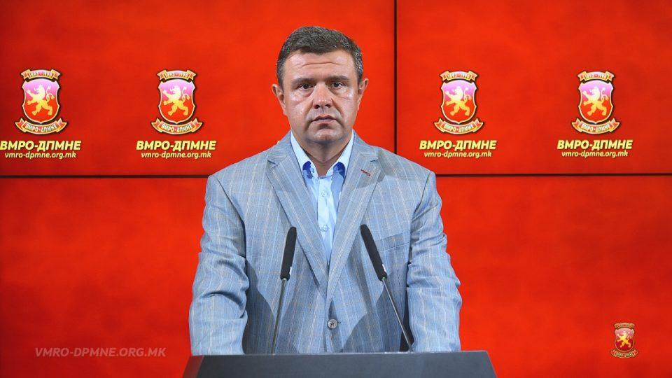 Мицевски: Скандалозно е што се спроведуваат 6.000 вработувања на партиски војници на грбот на граѓаните