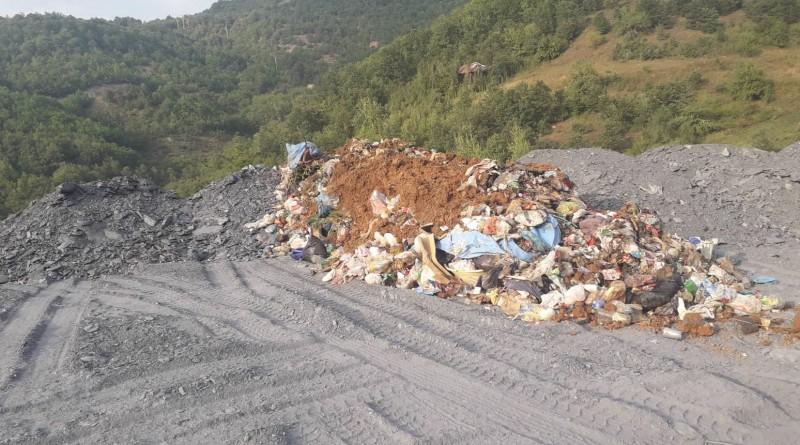 Протести против диви депонии во кичевско
