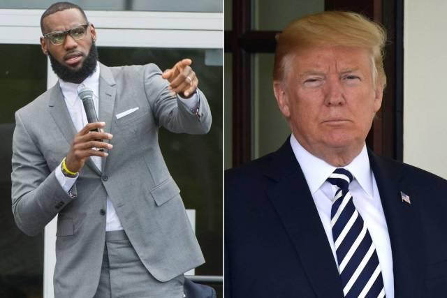 Твитер скандал на Трамп: Го навреди најдобриот кошаркар на денешницата- еве што напиша
