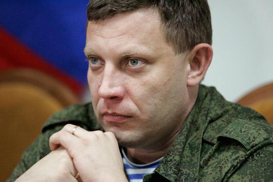 Убиен лидерот на проруските сепаратисти