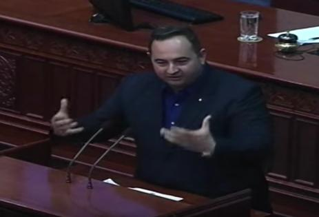 """Пратеникот Василевски на денешното рочиште: """"Не ни можам да направам акт на тероризам"""""""