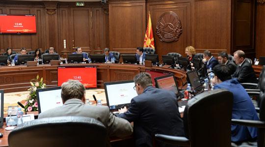 Владата ќе ја одржи 116-та редовна седница