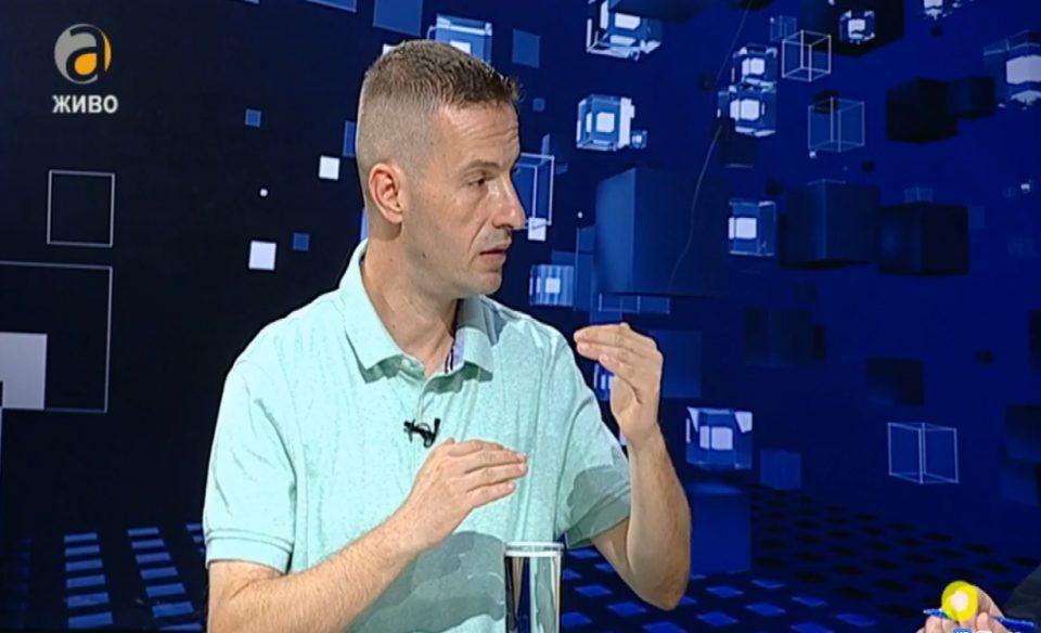 Божиновски: ВМРО-ДПМНЕ е најуспешна во економијата со привлекување на странски инвестиции и намалување на невработеноста