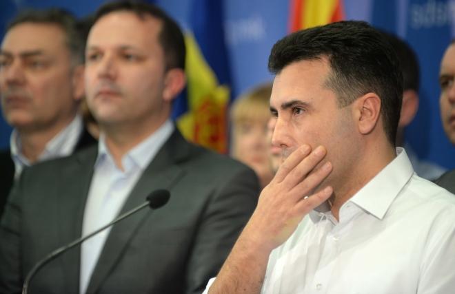 Нелоски: Освоените гласови на СДСМ се јасен показател дека граѓаните немаат доверба во СДСМ и Заев