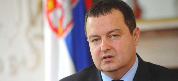 Дачиќ: Србија е против формирањето на косовска војска