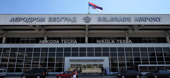 Египетски авион го блокираше белградскиот аеродром