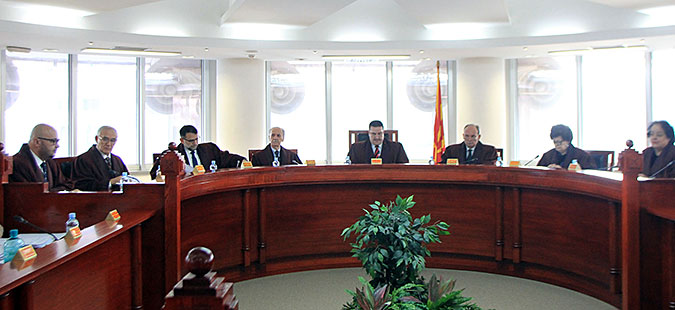 Уставен суд ќе одлучува по иницијативите за одлуката за референдумот
