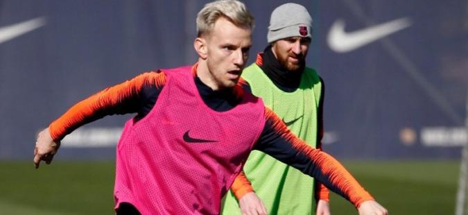 Барселона не може да ги исполни барањата на Ракитиќ