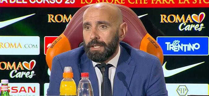 Мончи загрижен, но верува во подобри резултати на Рома