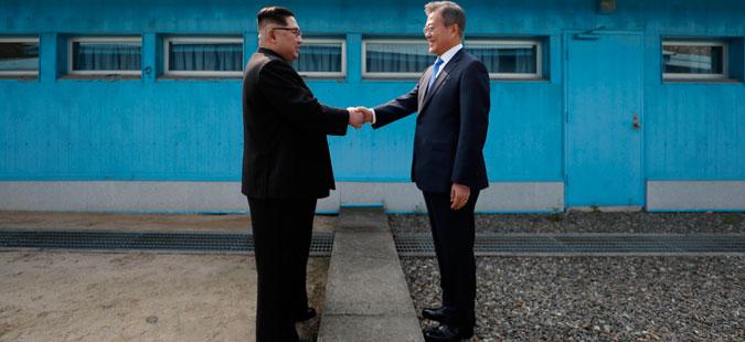 Лидерите на двете Кореи потпишаа декларација, Ким Џонг -ун вети дека наскоро ќе го посети Сеул