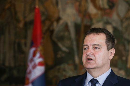 Дачиќ за посетата на Вучиќ на Косово: Безбедносната ситуација не е идеална