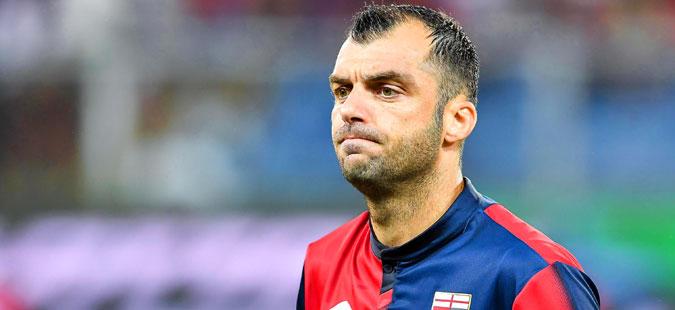 Тренерот на Џенова: Пандев лут, јас сум среќен (ВИДЕО)