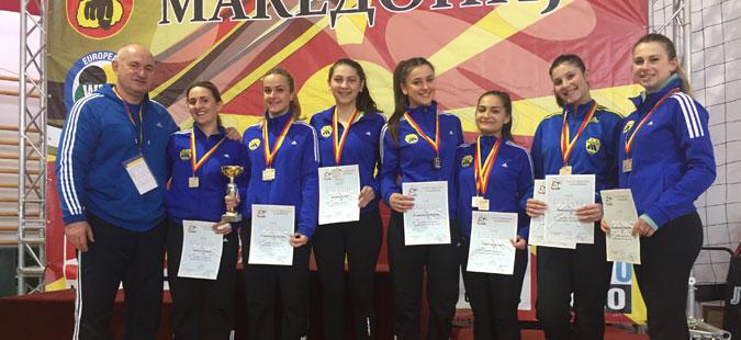 Макпетрол со осум медали на Државното првенство во карате