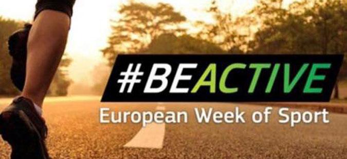 Европска недела на спортот во насока на промовирање на здрав живот