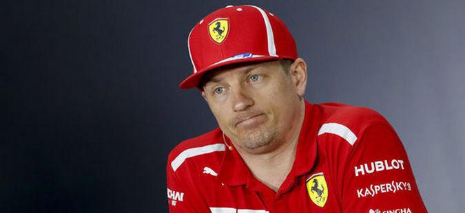 Раиконен незадоволен од однесувањето на навивачите на Ферари