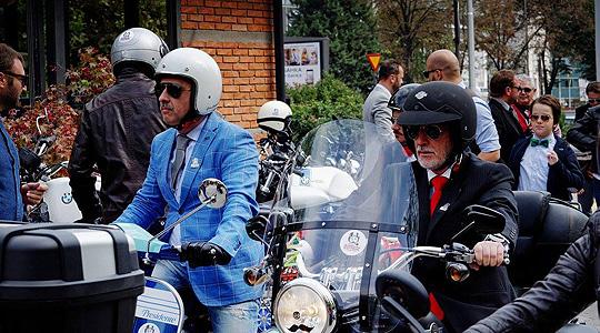 """Скопје утре ќе биде дел од светското движење """"The Distinguished Gentlemans Ride"""""""
