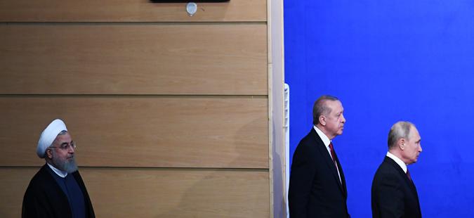 Ердоган ќе се сретне со Путин, Турција бара прекин на огнот во Идлиб,
