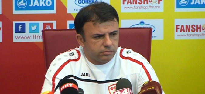 Ангеловски: Натпреварот против Ерменија ќе го одлучи победникот во групата