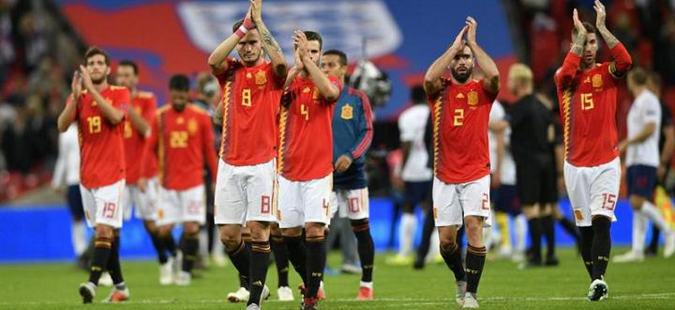 """ЛН: Шпанија ја совлада Англија на """"Вембли"""""""