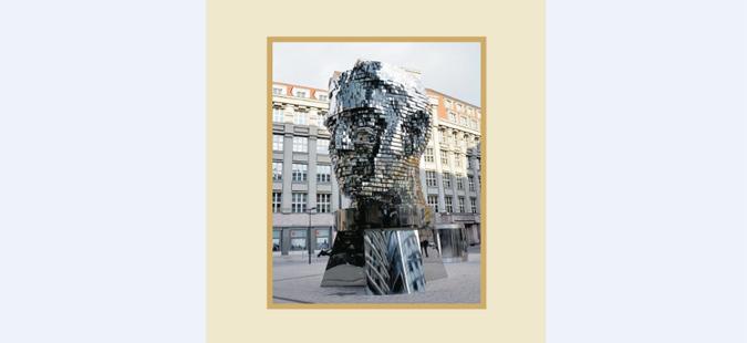 """""""Главата на Франц Кафка"""" – трета книга од едицијата """"Прашки ракописи"""""""
