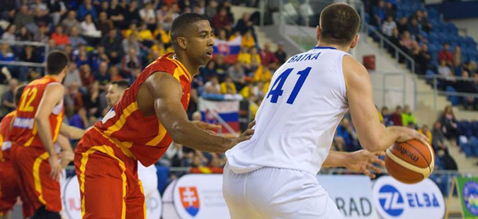 Хендрикс ќе настапи за Македонија против Косово и Романија