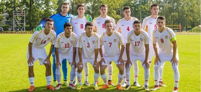 Македонија У19 го освои второто место на Купот на федерации во Летонија