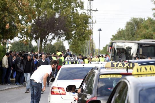Електрични такси возила во Солун