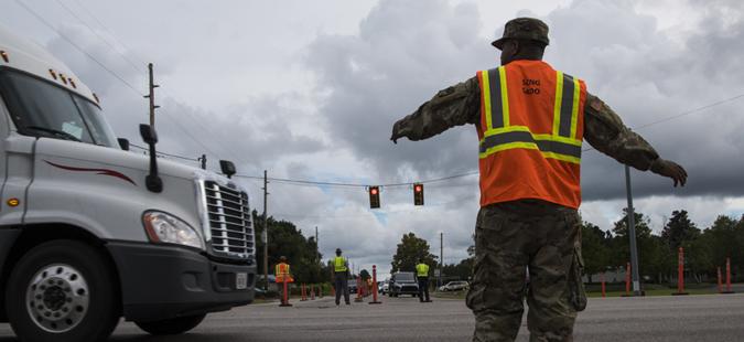 Жариштето на ураганот Флоренс достигна до Северна Каролина