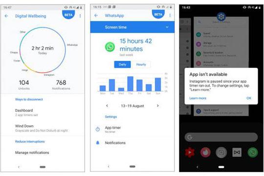 """Обид на """"Гугл"""" за намалување на зависноста од смартфоните"""