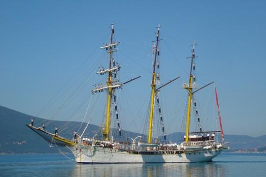 Стар воен брод предизвика спор меѓу Хрватска и Црна Гора