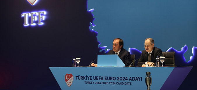 Турција се надева дека ќе ја добие организацијата на ЕУРО 2024