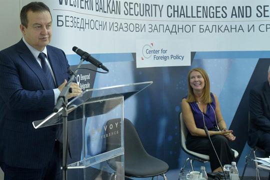 Дачиќ: Решение за Косово не е на маса