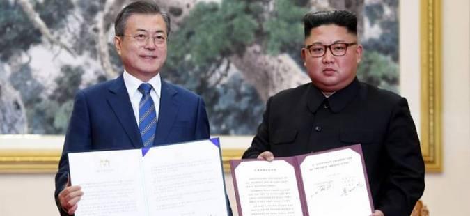 Северна и Јужна Кореја со заедничка кандидатура за Олимписките игри во 2032 година