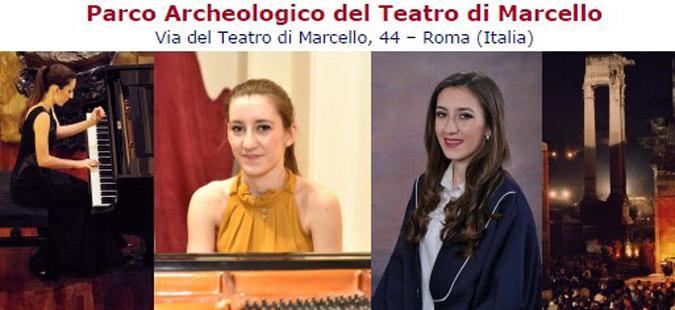 Пијанистката Мимоза Ќека одржа целовечерен солистички концерт во Рим