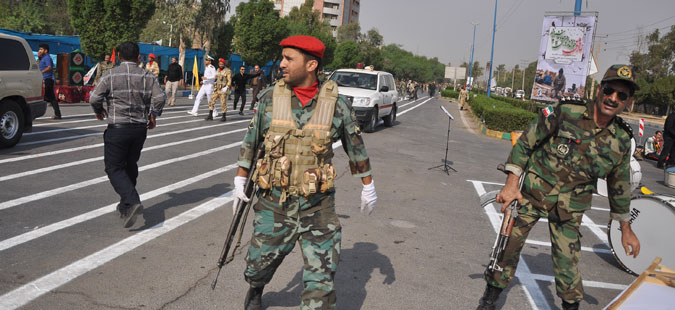 Најмалку 24 загинати при напад врз учесници на воена парада во Иран