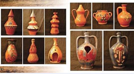 Во Кичево изложба на керамички изработки