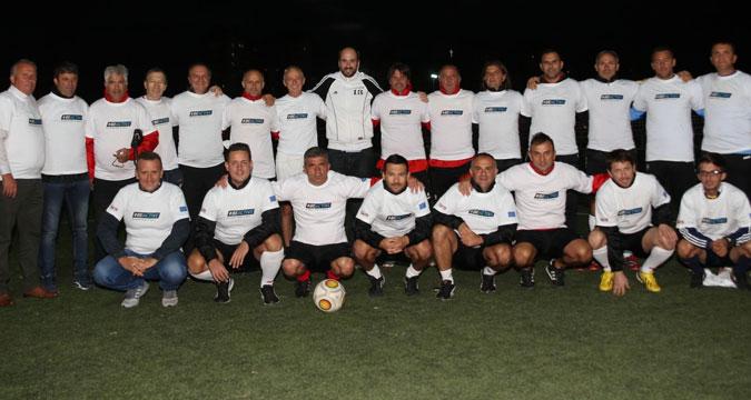 Македонските фудбалски легенди дел од Европската недела на спортот
