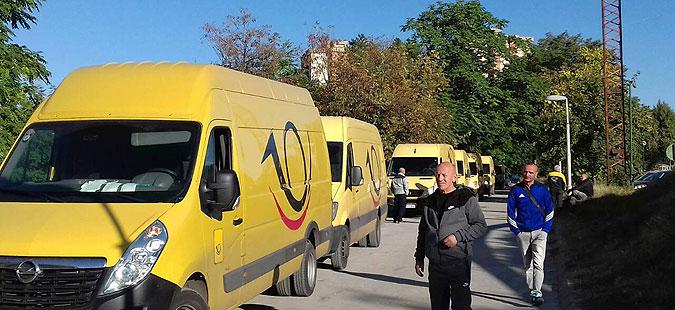 Почна дистрибуцијата на гласачките ливчиња до ОИК за референдумот