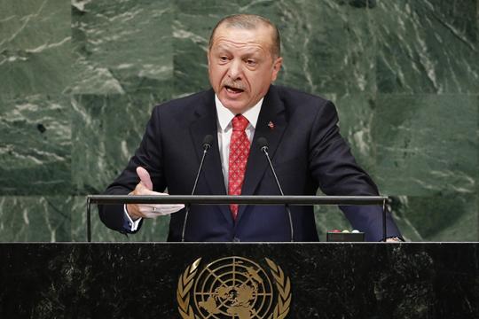 Ердоган: Односите Турција – САД ќе го надминат турбулентниот период