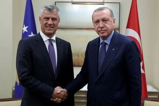 Турција ќе го поддржи Косово за нови признавања и зачленување во Интерпол