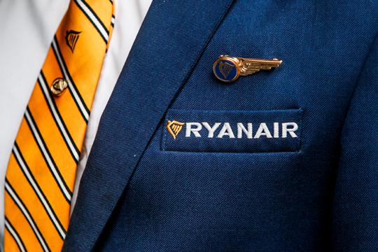 """Поради штрајк приземјени повеќе авиони на """"Рајанер"""" низ Европа"""