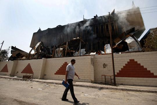 САД го затвораат конзулатот во Ирак