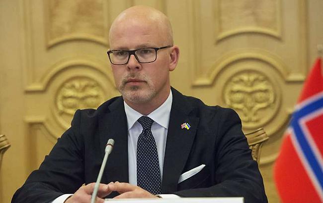 Државниот секретар на норвешкото МНР во посета на Македонија
