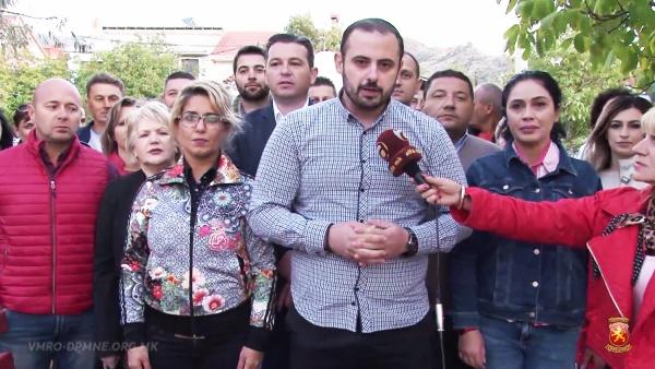 Ѓорѓиевски: Граѓаните категорично не го поддржуваат капитулантскиот договор со Грција